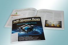 TSSA's Self-Storage News Mar/Apr 2014 magazine designed by Monarch Media & Consulting, Inc.