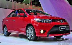 Thông số kỹ thuật Toyota Vios – những điểm tiến bộ không nên bỏ qua