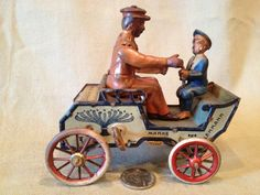 1903 Lehmann's German Boy Car