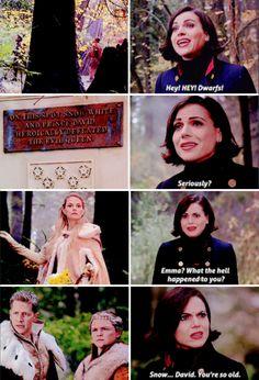 Regina in Alternate Universe - 6*10 ~ Wish You Were Here
