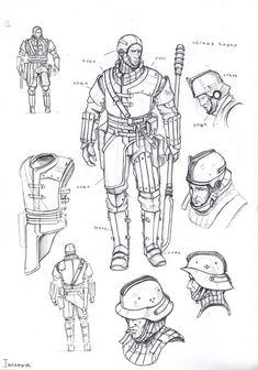light armor 1 by TugoDoomER