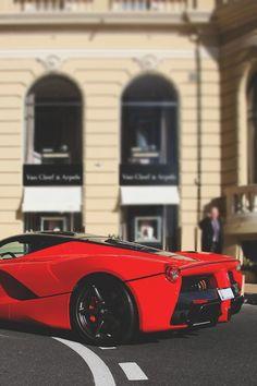 #Ferrari Laferrari #2017 #supercar