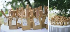 really lovely gift bags for wedding guests   Aimee and Matt's Country Wedding – Colorado Wedding Photographer » Technicolor Vision Wedding Welcome Baskets, Wedding Colorado, Gift Bags, Special Day, Got Married, Event Planning, Birthday Ideas, Place Card Holders, Craft Ideas