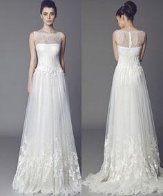 Tony Ward Wedding Dresses 2015 Collection.