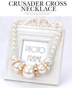 Aluminium White Pearl Decorated Simple Design Alloy Fashion Necklaces ,Fashion Necklaces  http://earrings.asumall.com/