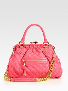 Marc Jacobs - Classic Quilted Stam Bag