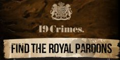 19 Crimes Royal Pardon Instant Win Game and Sweepstakes (4,100 Prizes!) on http://hunt4freebies.com