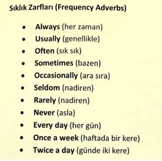 English Time, Learn English, Learning Languages Tips, Turkish Lessons, Turkic Languages, Learn Turkish Language, English Writing Skills, Language Lessons, Learning Spanish