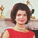 """The first """" first lady"""": Jackie"""