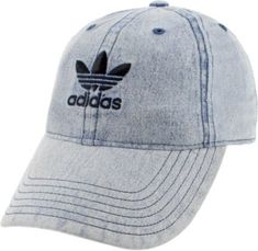 size 40 232ee bcd07 adidas Originals Women s Relaxed Denim Cap