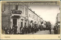 On 1 September 1939, the Germans invaded Poland, and on 5 September they conquered Płońsk. On 16 December 1942, the last of the Jews of Płońsk were sent to Auschwitz.  Out of all the Jews living in Płońsk when the Germans invaded, only a few dozen survived the Shoah.  This is the story of the community of Płońsk.