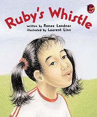 Ages 5 and up - Ruby can do lots of things, but she can't whistle. After many frustrating attempts, she finally learns from...