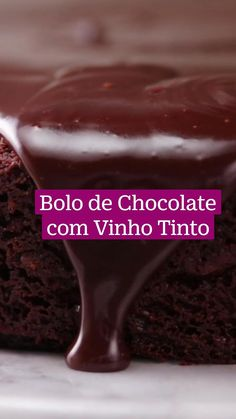 Portuguese Recipes, Cake Decorating Tips, Yummy Cakes, Sweet Recipes, Food To Make, Bolo Chocolate, Food Porn, Dessert Recipes, Food And Drink