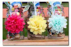 Garden Gift Jars - Sugar Bee Crafts