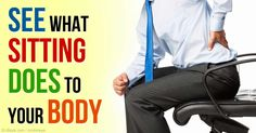 Evidence shows that prolonged sitting is harmful to your health, and promotes dozens of chronic diseases. http://fitness.mercola.com/sites/fitness/archive/2015/02/20/prolonged-sitting-intermittent-movement.aspx