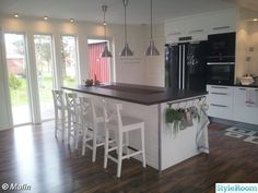 New England, New Homes, Modern Kitchens, Table, Inspiration, House, Google, Furniture, Home Decor