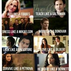 My new guide to life #TVDlifeGuide