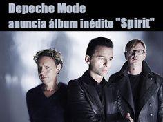 """Canal Electro Rock News: Depeche Mode anuncia álbum inédito """"Spirit"""""""