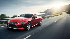 When Lexus dubs its LC model as a luxury coupe, you know it must be true. The 2018 Lexus LC not only brings advanced tech to the cabin, it also delivers that same level of technological prowess to its engine and safety features. Lexus Lc, My Dream, To Go, Sporty, Luxury, Vehicles, Model, Cars, Trucks