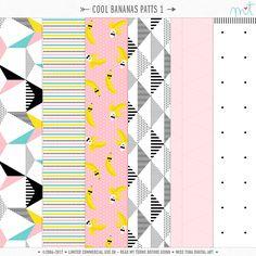 Cool Bananas Patts ·CU·