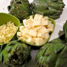 ... Stuffed artichokes, Artichoke recipes and Stuffed artichoke recipes