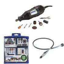 DEAL OF THE DAY - Save up to 63% on select Dremel rotary tools and accessories! - http://www.pinchingyourpennies.com/deal-of-the-day-save-up-to-63-on-select-dremel-rotary-tools-and-accessories/ #Amazon, #Dremel