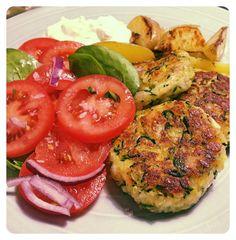 vegoemma.blogg.se - Halloumi- och zucchinibiffar