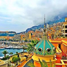 Monte Carlo | Monaco. #LiveTravelChannel Photo by:  @spylista by travelchannel