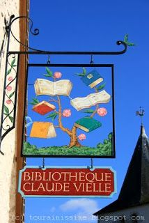 Bibliotheques Claude Vielle