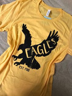 cb8e4a2e University of Southern Mississippi Football Tee, USM shirt, Go Eagles shirt,  SMTTT Shirt, Southern M