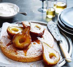 Australian Gourmet Traveller recipe for Amore di polenta (polenta cake)