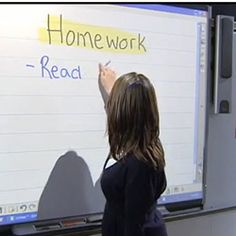 Smart Board Grants for Teachers To Use In Their Classrooms