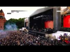 """Linkin Park - """" The Catalyst """" ( live in Red Square )HDlive"""