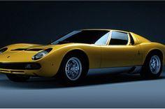 Bertone - Lamborghini Miura