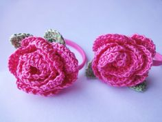 Схемы вязания Schemes of knitting http://natalikorneeva.blogspot.com/2014/02/hair-decoration-rose-crochet.html