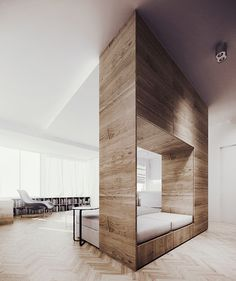 Bench office bed
