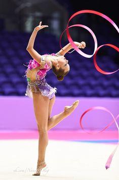 Snoklokke — Ekaterina Selezneva (Russia), Grand Prix (Holon)...