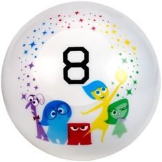 Magic 8 Ball Inside Out Edition Action Game: Disney/Pixar inside out magic 8 ball. Disney/Pixar inside out magic 8 ball. Disney/Pixar inside out magic 8 ball. Great gift for Disney/Pixar fans! Disney Pixar, Disney Toys, Magic 8 Ball, Inside Out, Toys For Girls, Fun Games, 6 Years, Gadgets, Entertaining