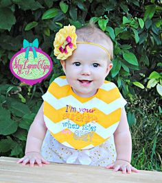 I'm your Sunshine when skies are Grey Baby/Toddler by SkyLynnClips, $12.00