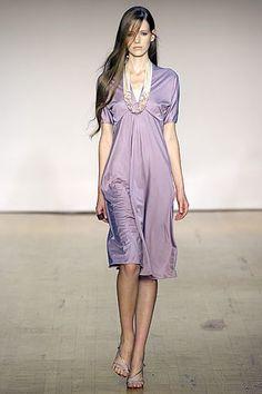 Costello Tagliapietra Spring 2007 Ready-to-Wear Fashion Show - Alyona Osmanova
