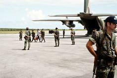 Captured Cubans are repatriated.