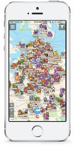 Download Pokewhere To Track And Search Pokemon