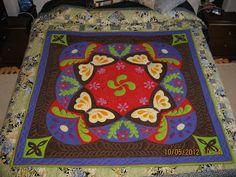 Creaciones Artisticas Nessy: patchwork