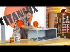Pintar con efecto madera - YouTube