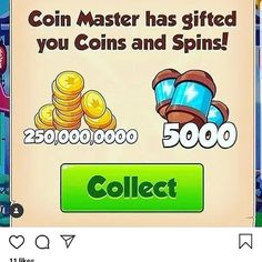 """Are you tired of having less and less Coin and Spins? Not anymore because with this Coin Master How do you get free spins for coin master? 𝘾𝙤𝙡𝙡𝙚𝙘𝙩 𝙁𝙧𝙚𝙚 𝙎𝙥𝙞𝙣 𝙇𝙞𝙣𝙠 𝙊𝙣 𝘽𝙞𝙤 Comment """"𝙇𝙤𝙫𝙚 𝙏𝙝𝙞𝙨 𝙂𝙖𝙢𝙚"""" Daily Rewards, Free Rewards, Free Gift Card Generator, Coin Master Hack, Drinking Games, Free Gift Cards, Free Games, Cheating, Spinning"""