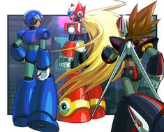 Mega Man, Zero Wallpaper, Megaman Series, Anime Angel, Gremlins, Guy Pictures, Awesome Anime, Game Character, Game Art