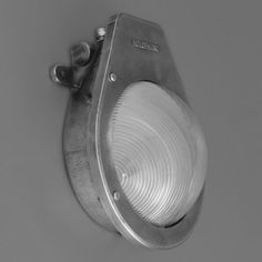 Located using retrostart.com > Wall Lamp by Unknown Designer for Holophane