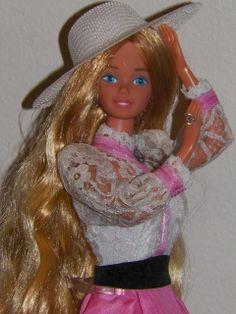 1980 barbie dolls | Flickr: The 1980s Barbie Dolls Pool