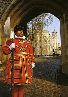 Tower London Guard