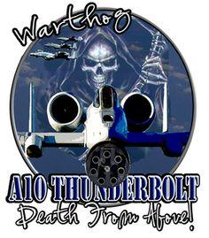 A-10 Warthog patch